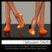 - MPP - Halloween Stiletto - Orange