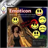 Emoticon - Smiley happy, laugh, sad, cry, sleep