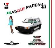 =TBM= Italian Pandy