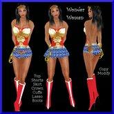 Wonder Woman Costume (Adult)