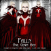 Falln Owl Gown Red