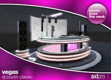 AXL pro box - Vegas Dj Booth Classic