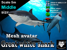 *R&Ms* Mesh great white (M size)