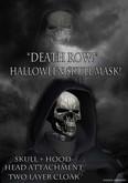 """::ED:: """"Death row!"""" halloween mask *SALE*"""