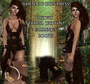 """::ED:: """"Voodoo Huntress"""" outfit"""