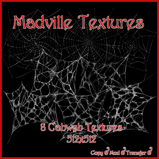 Madville Textures - Cobwebs