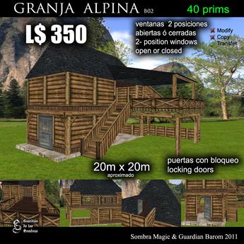 Granja Alpina [G&S]