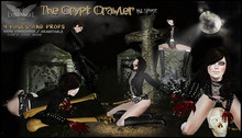 [LA] The Crypt Crawler - Multipose (Halloween Madness Collection)