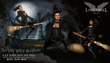 [LA] The Sexy Witch - Multipose (Halloween Madness Collection)