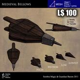 LOW PRIM - Medieval bellows [G&S]
