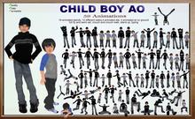 TuTy's - CHILD BOY AO