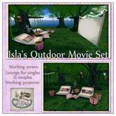 ~La'Licious~ Isla's Outdoor Entertaining Set