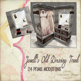 ~La'Licious~ Jewell's Old Dressing Trunk