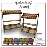 Sway's Market Stand [Autumn]