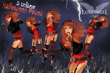 "[LA] LOSTANGEL:  ""Halloween Poses"" - Poseset -  [GIFT]"