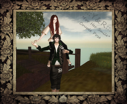.::Y&R::.*FOr her smile* couple pose(boxed)