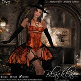 ~Blacklace~ Diva Limited Halloween Edition