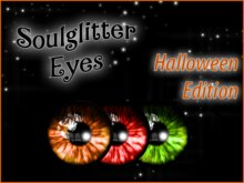 GIFT *Soulglitter* Eyes Halloween Edition