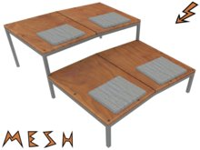 Modular rounded Bleachers / Stand