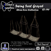 Swing Seat Grayed