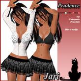 JariCat Fashions - Prudence