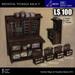 LOW PRIM - Medieval storage rack 3 [G&S]