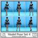 Magnifique - Model Pose Set 4 (Single Poses)