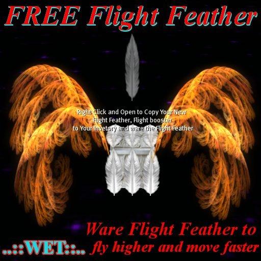 FREE Flight Feather 1.3 Flight booster
