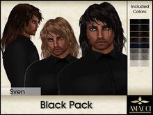 Amacci Hair ~ Sven - Black Pack