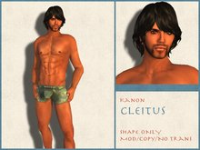 Kanon Male Shape - Cleitus