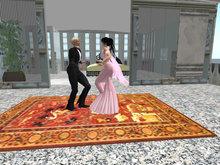 vintage Dance rug de luxe incl Slowdances