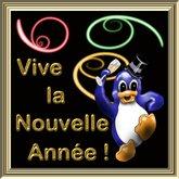 Poofer Vive la nouvelle annee (vna) Boite