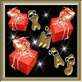 Poofer Cadeaux Xmas (xmas) Boite