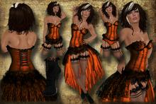 *Inspirations* ~ Halloween Moulin