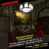 HORIZONS Scene - Haunted House
