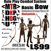 <MTR> Basic Bow & Arrow