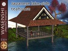 Wasenshi Japanese Lake-side tea house