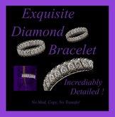 Exqusite Diamond Bracelet