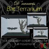 Animated Bat Terrarium