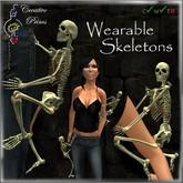 Werable skeletons