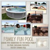 ~La'Licious~Family Fun Pool {Boxed}