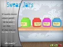 -SneeK- Swear Jars