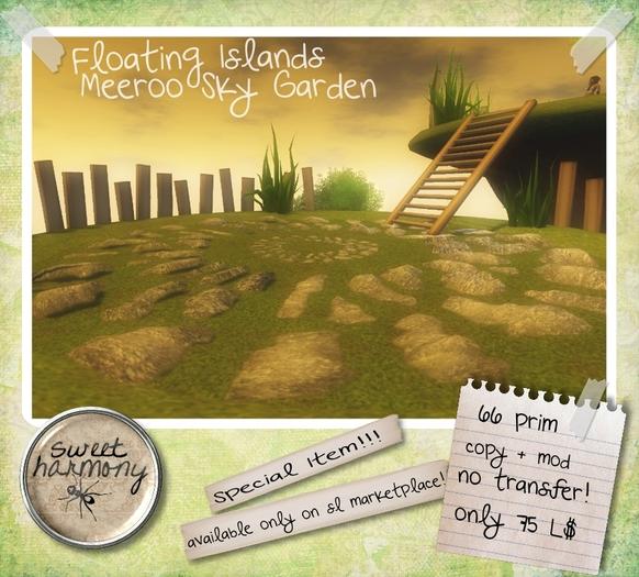 [sh] Floating Islands Meeroo Sky Garden