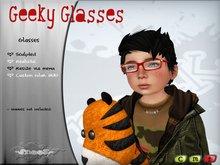 -SneeK- Geeky Glasses