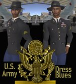 Army Dress Blues