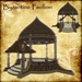 Byzantine Pavilion ~ Temple Shrine Gazebo