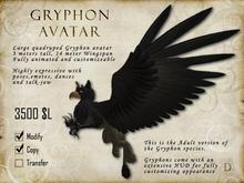Gryphon Avatar