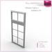Full Perm  Mesh Window Frame V.1 - Builder's Kit Set