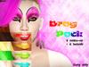 Mad' - Drag PACK [Drag Make-up]