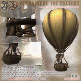~JD~ MTF sculpted hot air Ballon vehicle